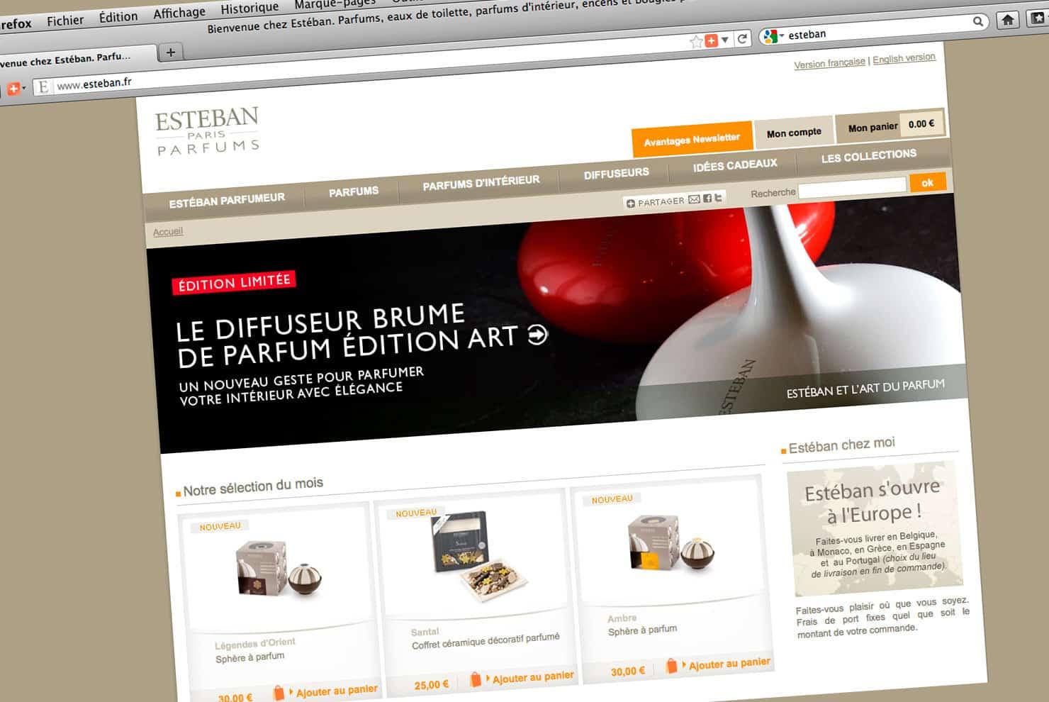 Esteban Site